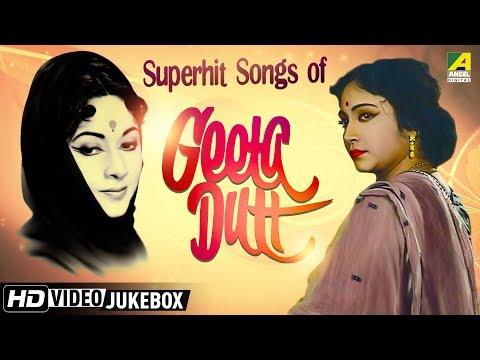 Hits of Geeta Dutt   Nishiraat Banka Chand   Bengali Movie Songs
