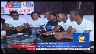 KTN Prime: Retired athlete's in Kenya have form an association to help retired athlete's save wisely