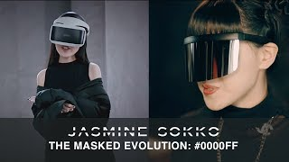 "Jasmine Sokko: The Masked Evolution   ""#0000FF"""