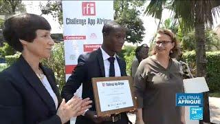 Prix RFI Challenge App Afrique : une application pour l