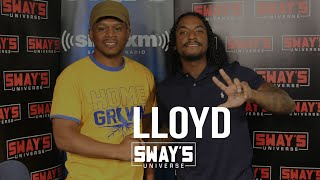 Lloyd Speaks on His Relationship with Murder Inc, Losing a Child  Miguel Beef | Sway's Universe