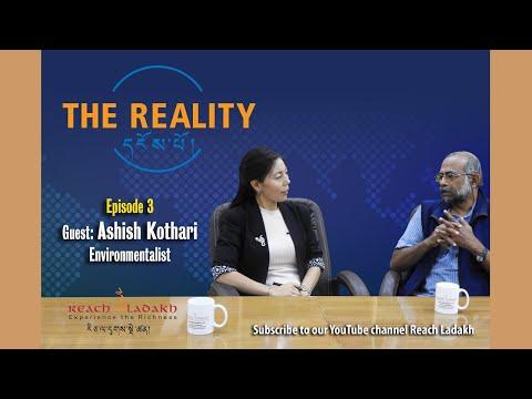The Reality དངོས་པོ། |Episode # 3| Reach Ladakh |Ashish Kothari