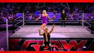 WWE 2K14 Entrances & Finishers Videos: Fandango