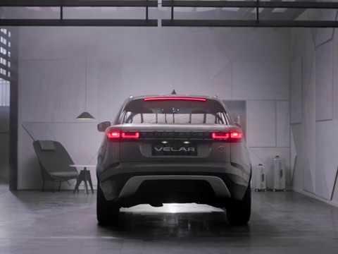 Präsentation des neuen Land Rover Velar