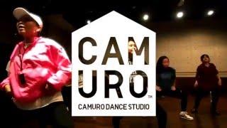 SHIZUKA Choreography Young Gunz- Can't Stop Won't Stop Remix 2016/2/10 @CAMURO DANCE STUDIO