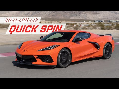 External Review Video f2yQB-S7nCc for Chevrolet Corvette Sports Car (C8)
