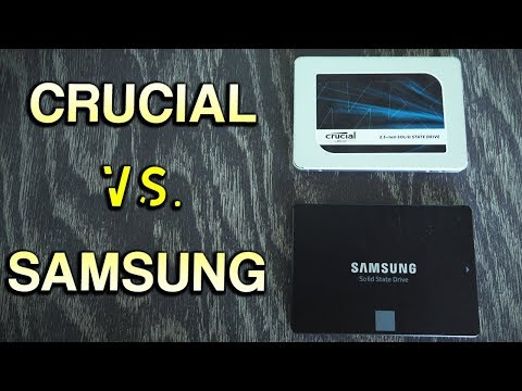 Crucial MX500 Vs. Samsung 860 Evo - The Best 2.5