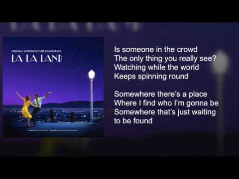 Someone in the Crowd (Song) by Callie Hernandez, Emma Stone, Jessica Rothe,  and Sonoya Mizuno