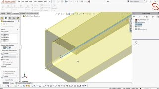 SOLIDShots- Creating Weldment Profiles - Free SOLIDWORKS Tutorial
