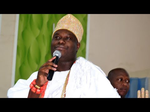 OONI OF IFE AND HIS BEAUTIFUL QUEEN SINGING AND DANCING, For Oduduwa Peoples In Kano