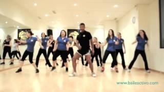 Coreografía De Danza Kuduro Paso A Paso BAILEACTIVO