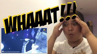 Titanium - หน้ากากมงกุฎเพชร | The Mask Singer 3 REACTION | Jethology