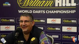 """Gary Anderson on Price final: """"Gerwyn can do what he does. If I shut him out, he can't celebrate"""""""