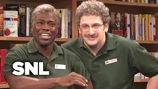 Barnes And Noble Firing   SNL