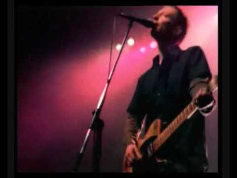 Radiohead - Pearly* live (Meeting People Is Easy)