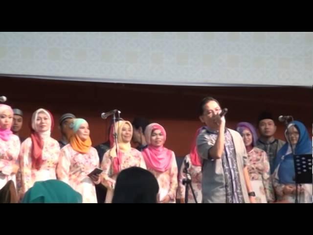 Kembali Fitri, Warga UM Saling Bersilaturahmi