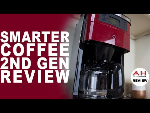 Smarter Coffee Maker 2nd Gen Review – Smart Home Barista!