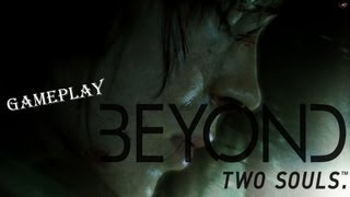 BEYOND: Two Souls - Gameplay Walkthrough Developers Tribeca Film Festival Live Stream