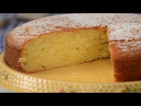 , title : 'Yogurt Cake Recipe Demonstration - Joyofbaking.com'