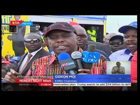 Monday Night news full bulletin part 1 with Yvonne Okwara 27/2/2017