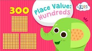 Place Value Hundreds For 2nd Grades | Kids Academy