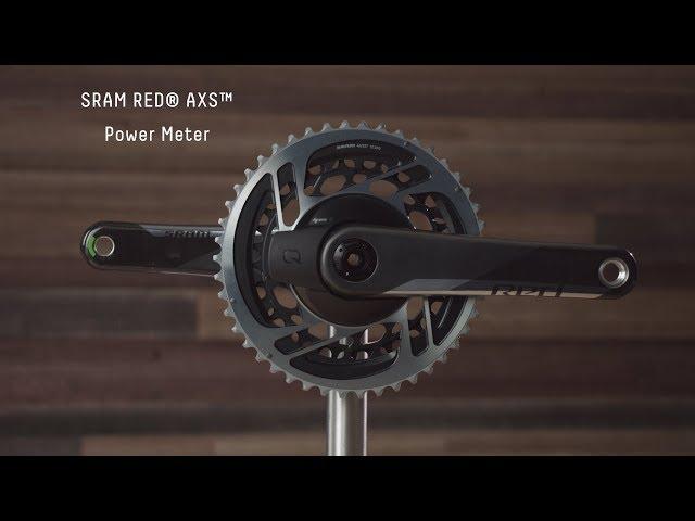 Видео Шатуны Sram Red AXS Dub 172.5mm