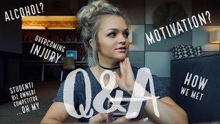 Motivation, Balance, & Overcoming | June Q&A