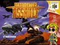 Aero Fighters Assault nintendo 64 El Colosal Super Xx