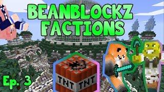 How I met Lizzie! | BeanBlockz Factions Ep.3
