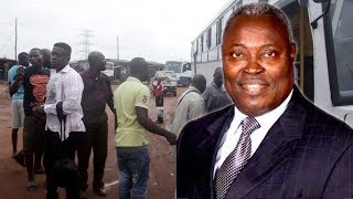 Attacks on Pastor Kumuyi of Deeper Life by Amule-Ayobo youths