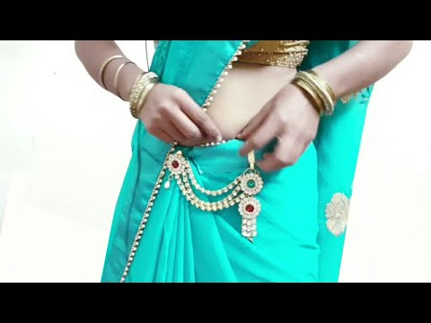 How to Carry Chabhi ka Challa on Saree / Unboxing and Review in full detail