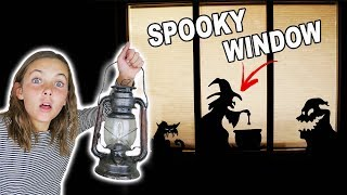Spooky Halloween Window Decorations | Best DIY Halloween Crafts For Kids