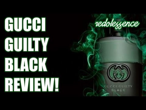Guilty Black by Gucci Fragrance / Cologne Review