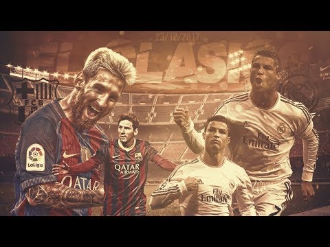 El Clasico Promo 2017/18 • Real Madrid 0-3 Barcelona HD