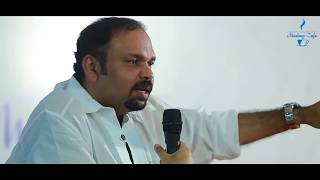 Full Video: Talk by Santhosh G Kulangara at Meetup Cafe Kochi