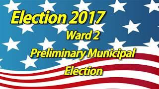 Ward Two Preliminary Results