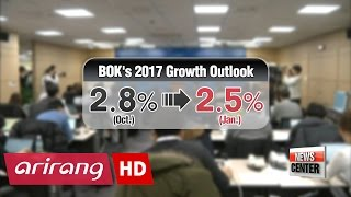 BOK cuts growth forecast by 0.3%p while keeping key rate steady at 1.25%