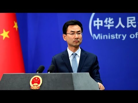 China demands US stop unilateral sanctions against Chinese entities and individuals
