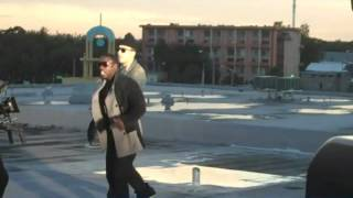 """Akon ft. French Montana """"Hurt Somebody"""" Video (Behind The Scenes).wmv"""