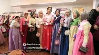 DIARY LAUDYA CHYNTIA BELLA - Mengulik Sejarah Di Korea Selatan (22/05/16) Part 1/3