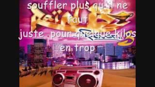 Amine feat Kayliah Te quiero (parole)
