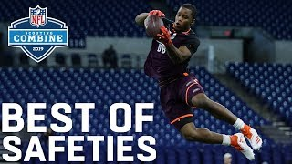 Best of Safety Workouts! | 2019 NFL Scouting Combine Highlights