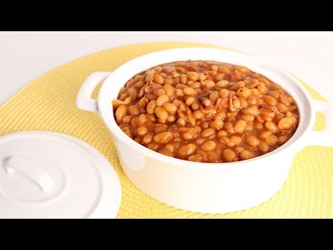 Easy BBQ Baked Beans Recipe – Laura Vitale – Laura in the Kitchen Episode 960
