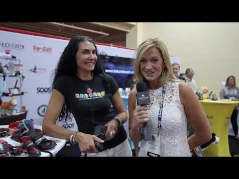 Superzoo Round Up w/ Kristen Levine @ the Cordero Media booth