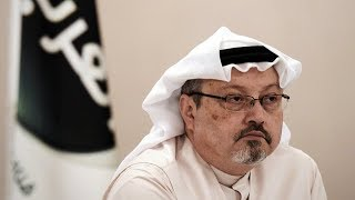 Saudi Arabia confirms Khashoggi's death