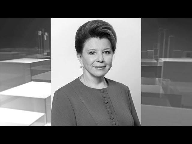 Скончалась Людмила Берлина