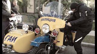 DGR 2018 in Moscow • Джентльменский мотопробег в Москве