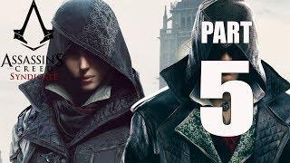 Assassin's Creed: Syndicate   #5   Plná lžíce sirupu   CZ / SK Let's Play / Gameplay 1080p / PC