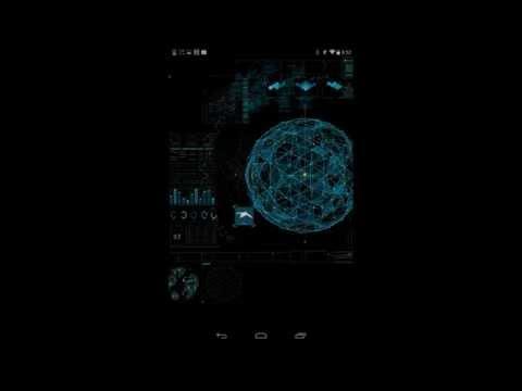 Video of Next Launcher Guardian 3d