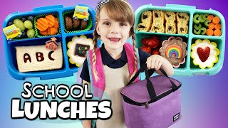 Back To School Lunch Ideas 🍎 Bunches Of Lunches 2020